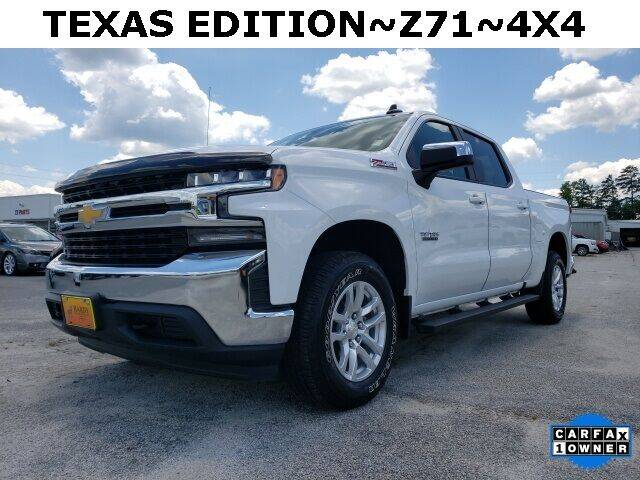 2019 Chevrolet Silverado 1500 for sale in Dallas, GA