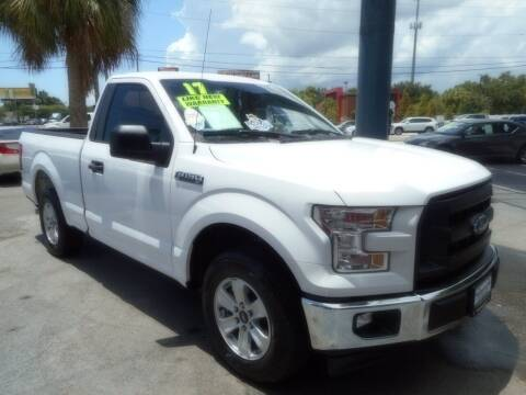 2017 Ford F-150 for sale at Florida Suncoast Auto Brokers in Palm Harbor FL