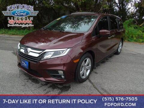 2020 Honda Odyssey for sale at Fort Dodge Ford Lincoln Toyota in Fort Dodge IA