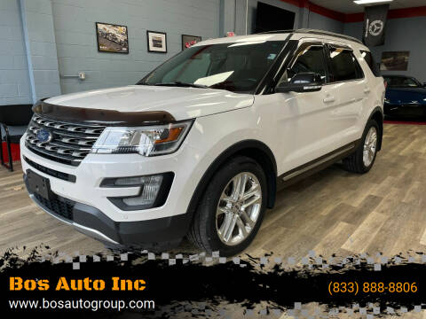 2017 Ford Explorer for sale at Bos Auto Inc in Quincy MA