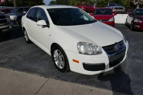 2007 Volkswagen Jetta for sale at J Linn Motors in Clearwater FL