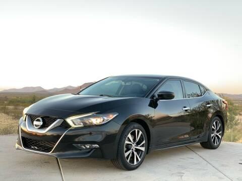 2016 Nissan Maxima for sale at AZ Auto Gallery in Mesa AZ