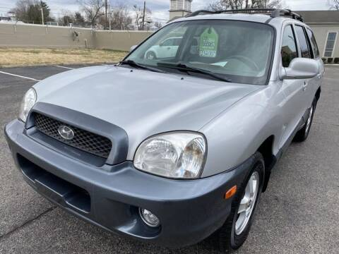 2004 Hyundai Santa Fe for sale at Falls City Motorsports in Louisville KY