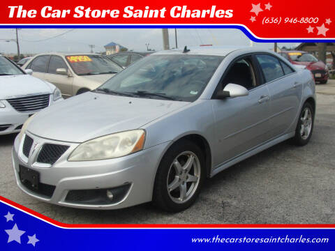 2009 Pontiac G6 for sale at The Car Store Saint Charles in Saint Charles MO