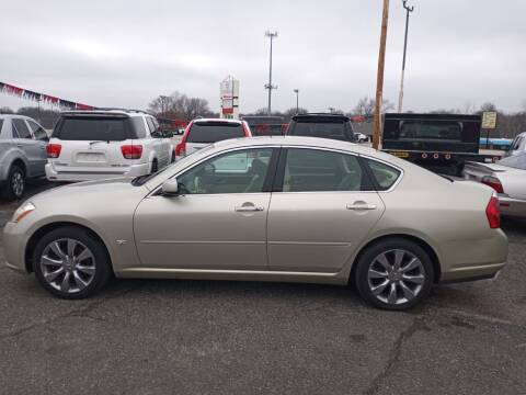 2006 Infiniti M35 for sale at Savior Auto in Independence MO
