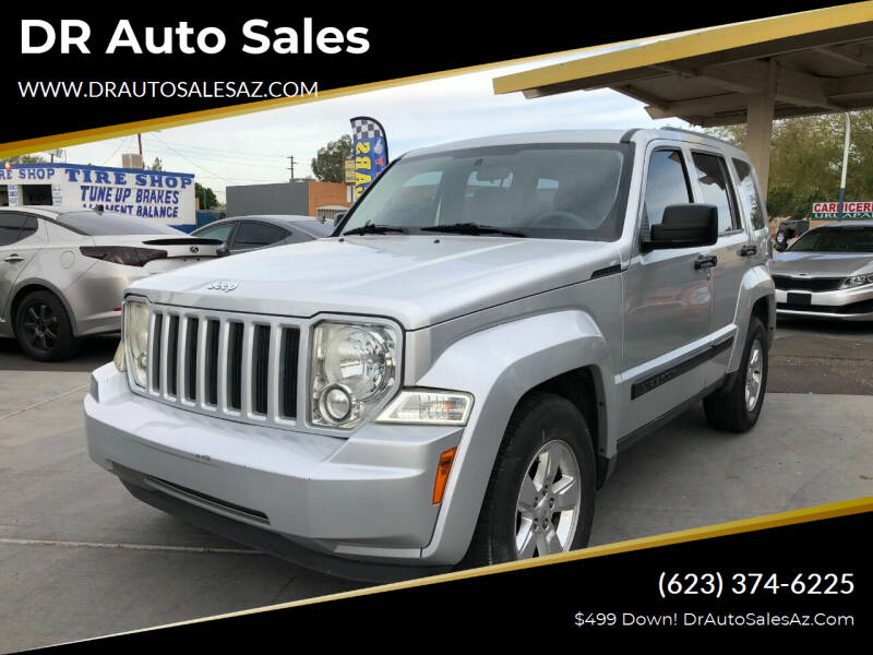 2012 Jeep Liberty for sale at DR Auto Sales in Glendale AZ