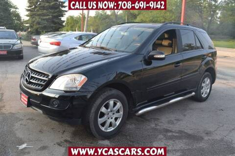 2007 Mercedes-Benz M-Class for sale at Your Choice Autos - Crestwood in Crestwood IL