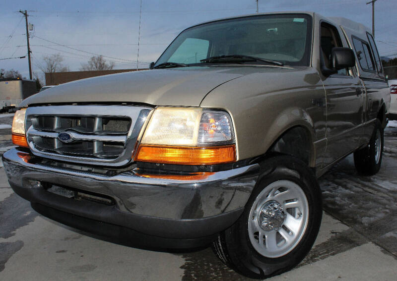 1999 Ford Ranger for sale at J.K. Thomas Motor Cars in Spokane Valley WA