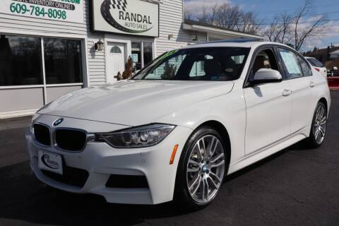 2014 BMW 3 Series for sale at Randal Auto Sales in Eastampton NJ