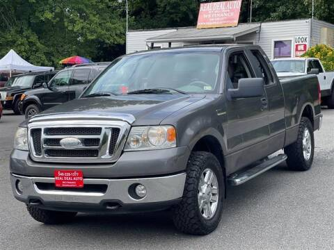 2008 Ford F-150 for sale at Real Deal Auto in King George VA