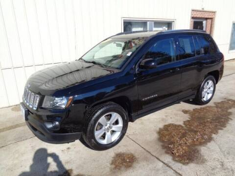 2014 Jeep Compass for sale at De Anda Auto Sales in Storm Lake IA
