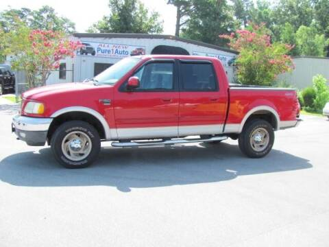 2003 Ford F-150 for sale at Pure 1 Auto in New Bern NC