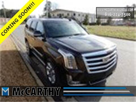 2016 Cadillac Escalade for sale at Mr. KC Cars - McCarthy Hyundai in Blue Springs MO