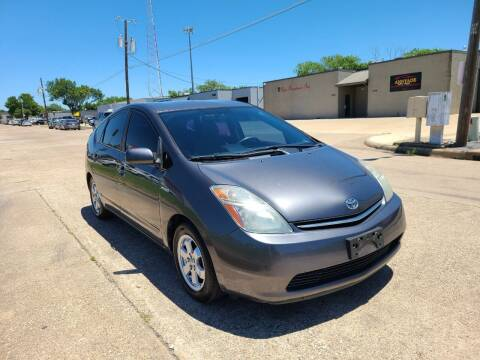 2007 Toyota Prius for sale at Image Auto Sales in Dallas TX