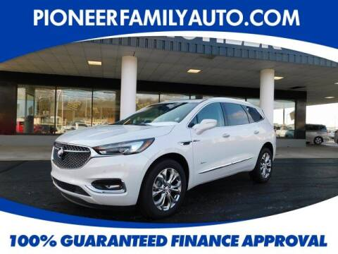2020 Buick Enclave for sale at Pioneer Family auto in Marietta OH