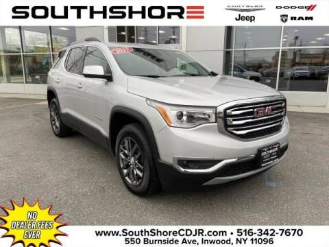 2019 GMC Acadia for sale at South Shore Chrysler Dodge Jeep Ram in Inwood NY