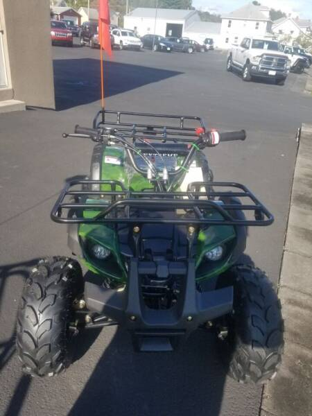 2021 RIDER 125CC ATV8 for sale at VICTORY AUTO in Lewistown PA