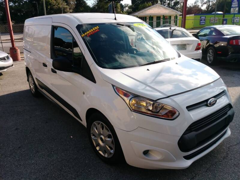 2016 Ford Transit Connect Cargo for sale at Gold Motors Auto Group Inc in Tampa FL