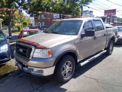 2005 Ford F-150 for sale at Wilson Investments LLC in Ewing NJ