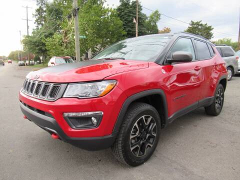 2020 Jeep Compass for sale at PRESTIGE IMPORT AUTO SALES in Morrisville PA