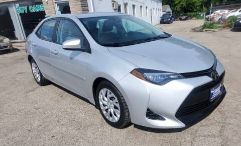 2018 Toyota Corolla for sale at Nile Auto in Columbus OH