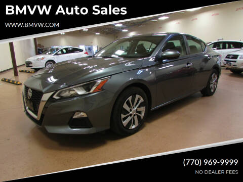 2019 Nissan Altima for sale at BMVW Auto Sales in Union City GA