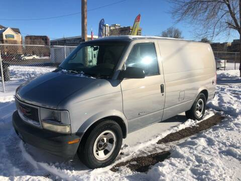 1998 GMC Safari Cargo for sale at Pammi Motors in Glendale CO