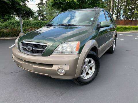 2006 Kia Sorento for sale at JZ Auto Sales in Happy Valley OR