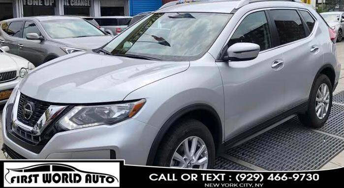2020 Nissan Rogue for sale at First World Auto in Jamaica NY