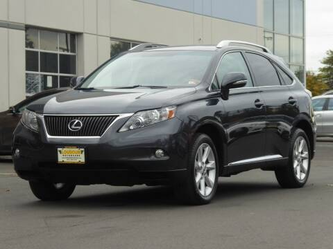 2010 Lexus RX 350 for sale at Loudoun Used Cars - LOUDOUN MOTOR CARS in Chantilly VA