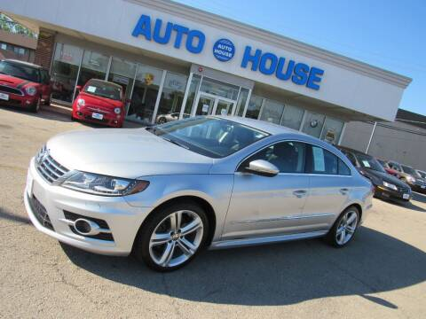 2014 Volkswagen CC for sale at Auto House Motors in Downers Grove IL