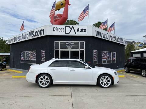 2015 Chrysler 300 for sale at Direct Auto in D'Iberville MS