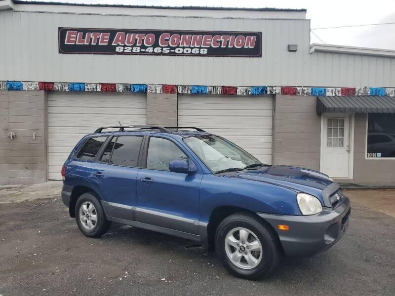 2006 Hyundai Santa Fe for sale at Elite Auto Connection in Conover NC