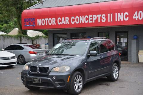 2011 BMW X5 for sale at Motor Car Concepts II - Apopka Location in Apopka FL