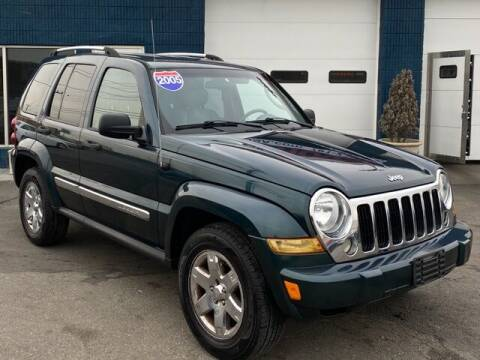 2005 Jeep Liberty for sale at Saugus Auto Mall in Saugus MA