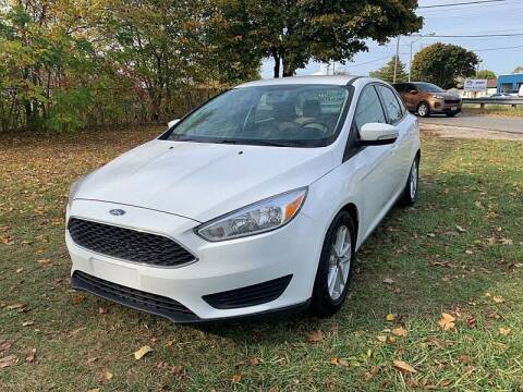 2017 Ford Focus for sale at CItywide Auto Credit in Oregon OH