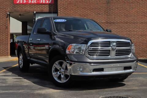 2015 RAM Ram Pickup 1500 for sale at Hobart Auto Sales in Hobart IN