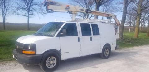 2005 Chevrolet Express Cargo for sale at Allied Fleet Sales in Saint Charles MO