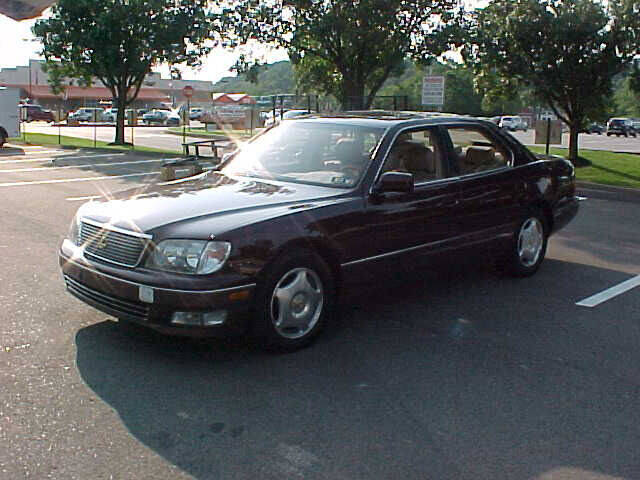 1999 Lexus LS 400 for sale at North Hills Auto Mall in Pittsburgh PA