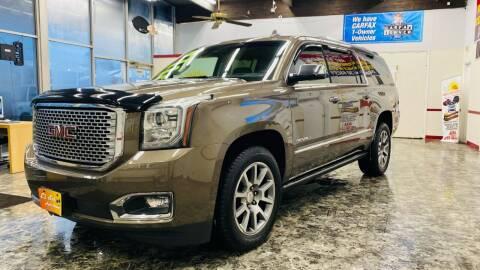 2015 GMC Yukon XL for sale at EL SOL AUTO MART in Franklin Park IL