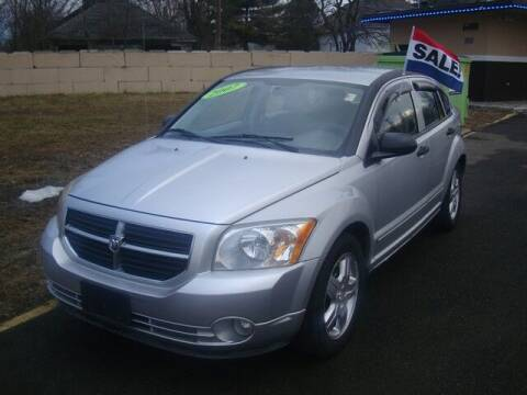 2007 Dodge Caliber for sale at MOTORAMA INC in Detroit MI