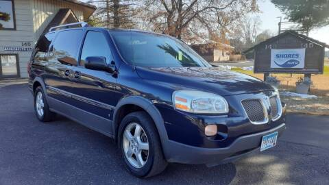 2006 Pontiac Montana SV6 for sale at Shores Auto in Lakeland Shores MN