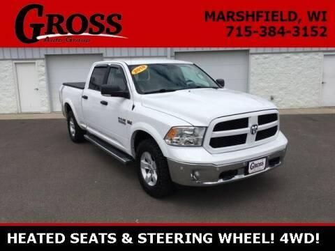2018 RAM Ram Pickup 1500 for sale at Gross Motors of Marshfield in Marshfield WI