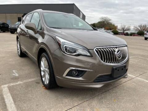 2016 Buick Envision for sale at KIAN MOTORS INC in Plano TX