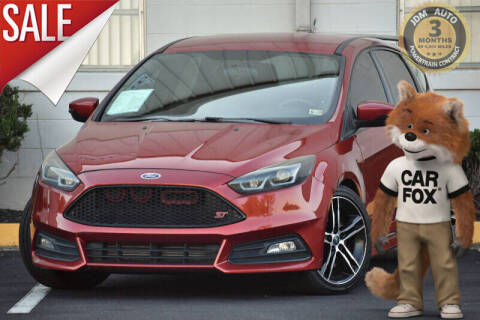 2018 Ford Focus for sale at JDM Auto in Fredericksburg VA