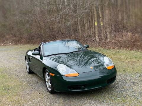 2001 Porsche Boxster for sale at Car Expo US, Inc in Philadelphia PA