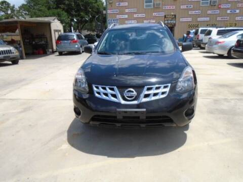 2014 Nissan Rogue Select for sale at TEXAS MOTOR CARS in Houston TX