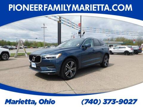 2018 Volvo XC60 for sale at Pioneer Family preowned autos in Williamstown WV