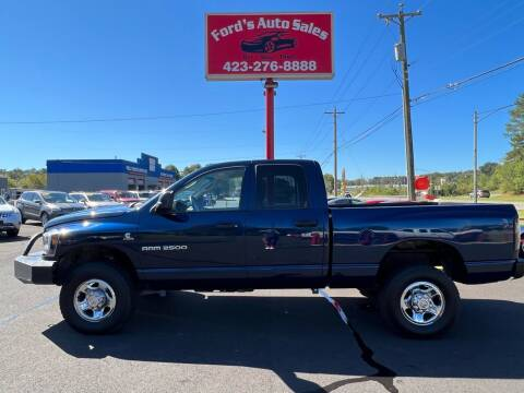 2006 Dodge Ram Pickup 2500 for sale at Ford's Auto Sales in Kingsport TN