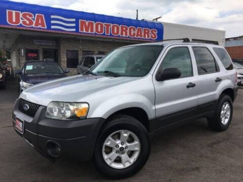 2005 Ford Escape for sale at USA Motorcars in Cleveland OH